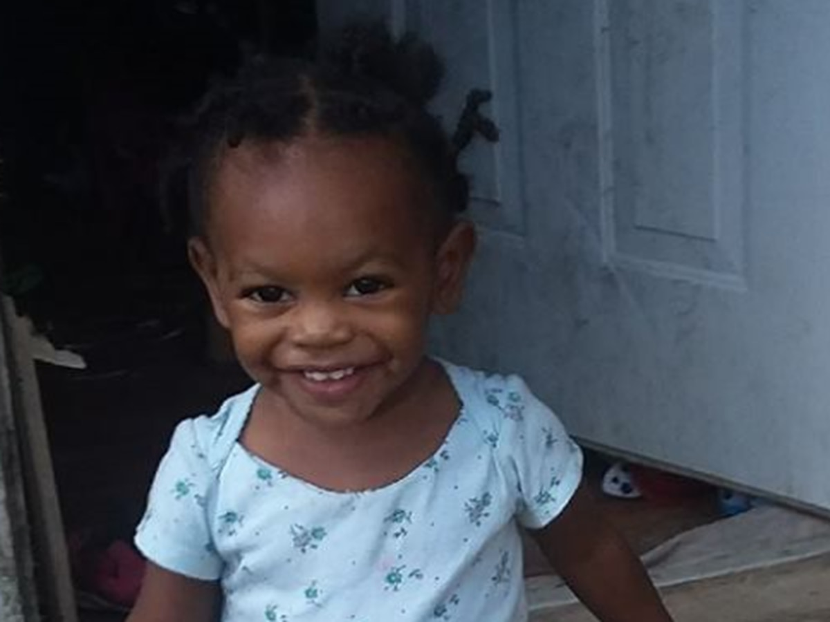 Endangered/Missing Child Alert issued for Jackson toddler