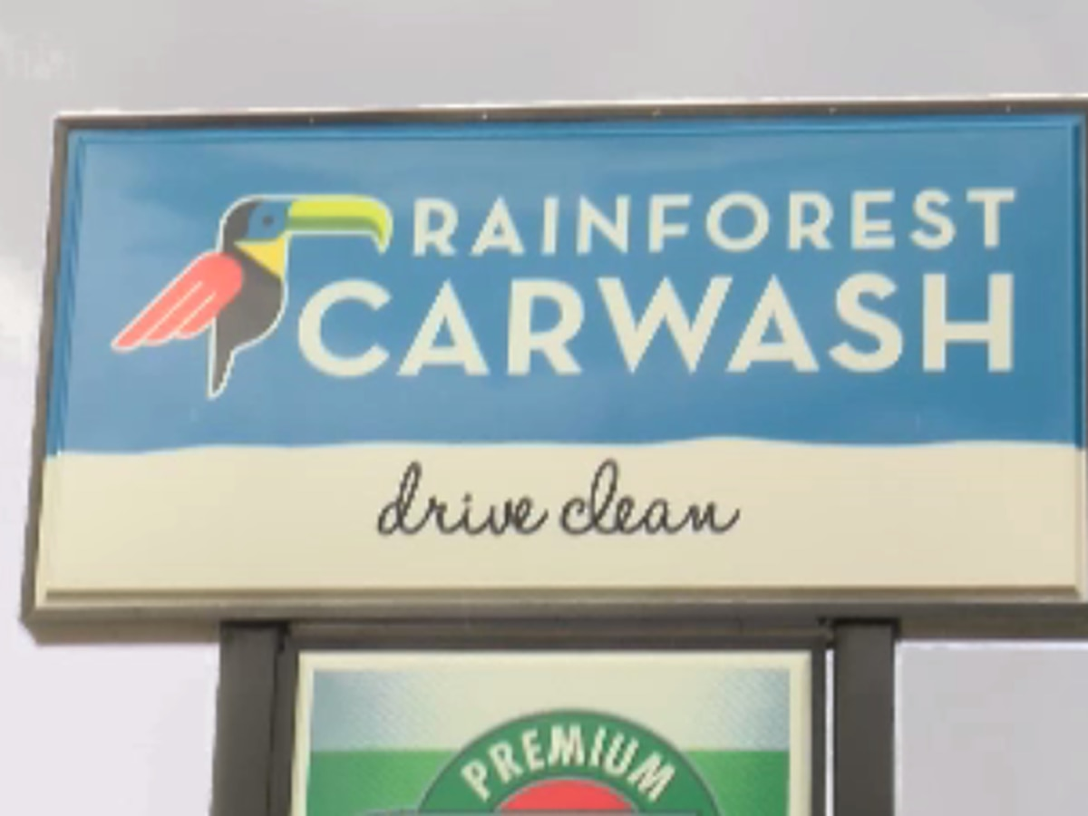 Rainforest Carwash to offer free car wash with donation of toy