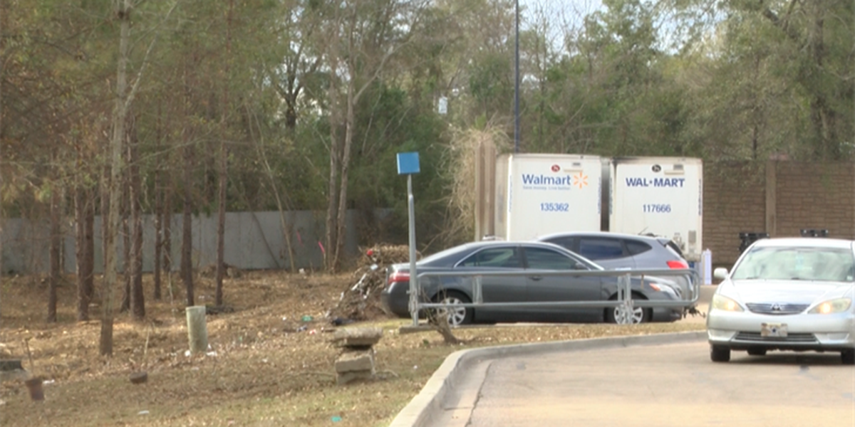 Homeless camp cleared in Forrest County