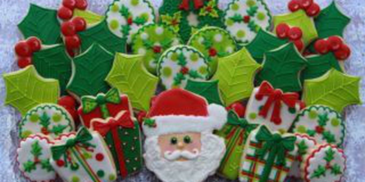 Four steps to Christmas Cookie goodness