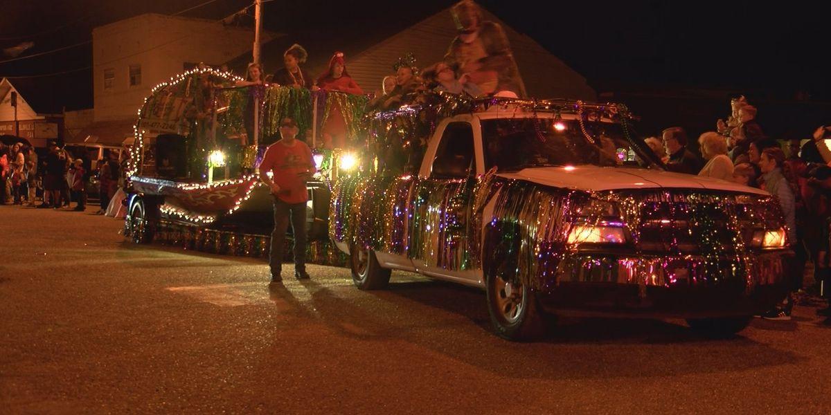 Ellisville puts on first ever Mardi Gras parade