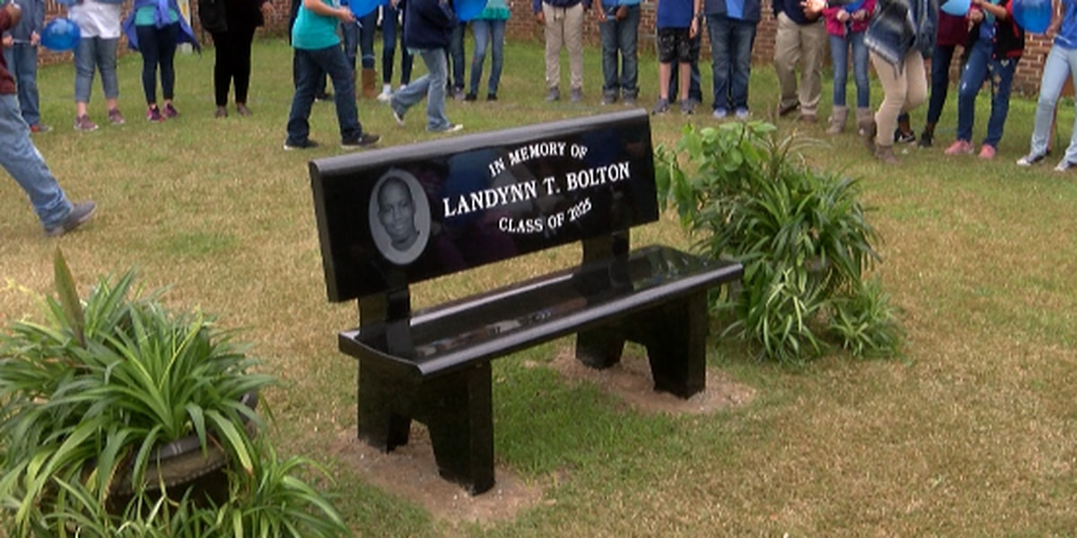 School honors 6th-grader who died from asthma attack with memorial bench