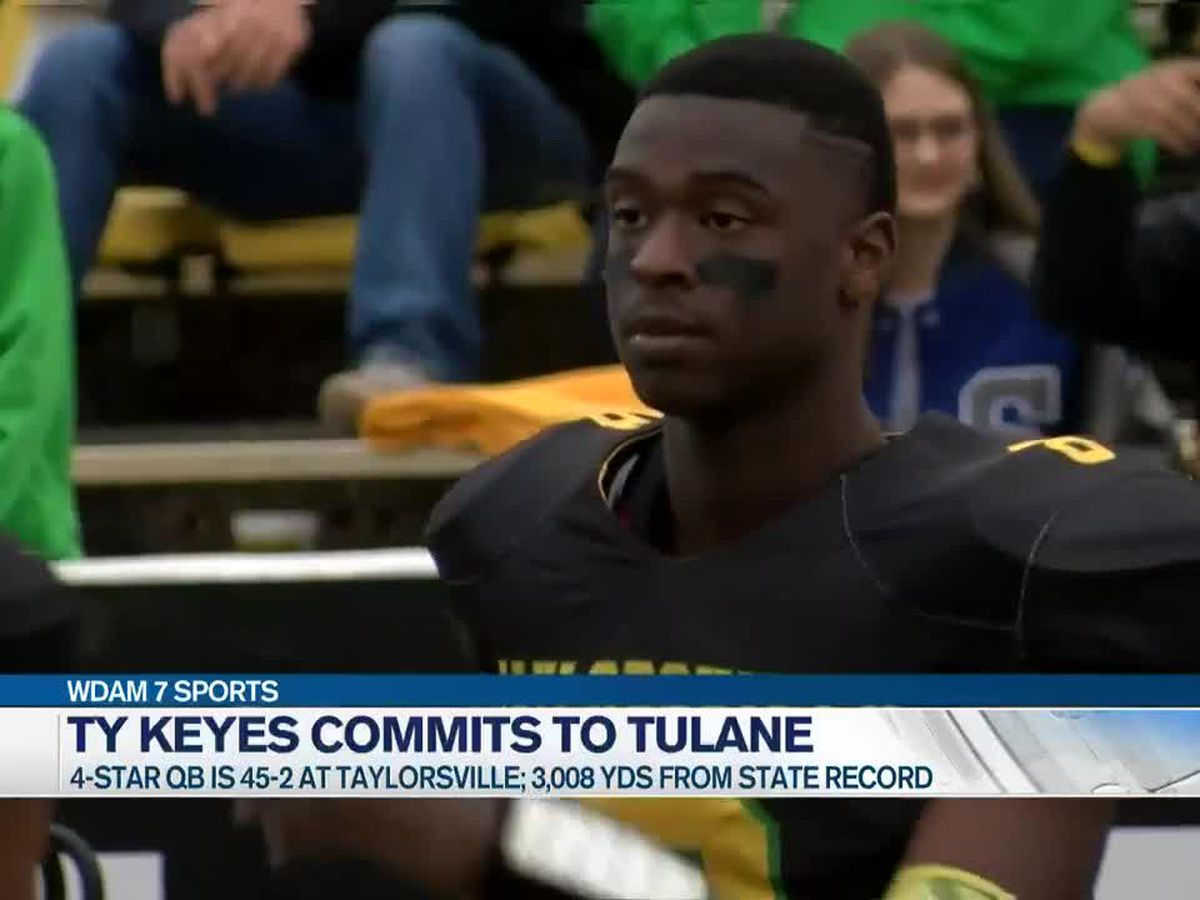 Taylorsville's Ty Keyes commits to Tulane