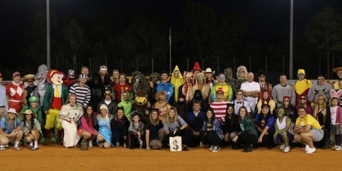 Trick or Treat at the Pete