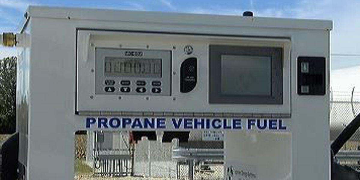Authorities warn of dangers of propane gas
