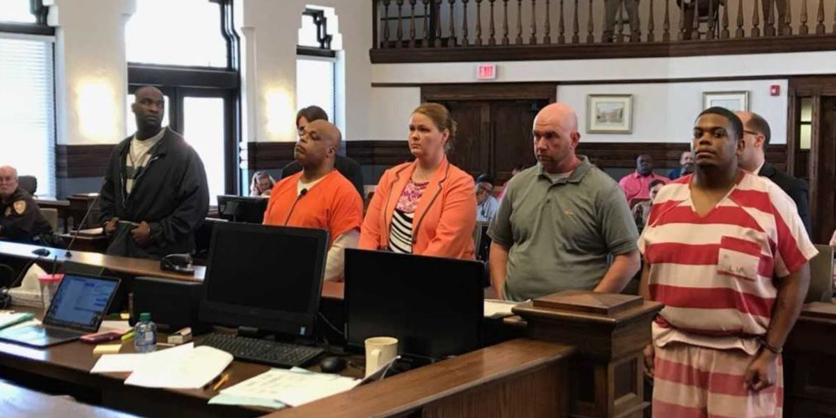 2 charged in Deen, Tate murder investigation plead guilty