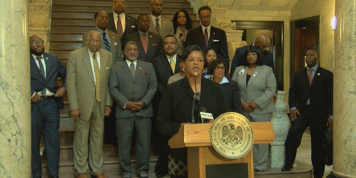 Mississippi Legislative Black Caucus announces 2020 agenda
