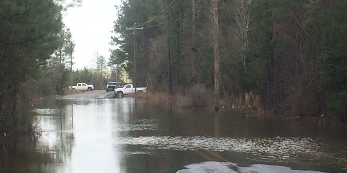 Portions of Perry County still flooded, damage totals could rise