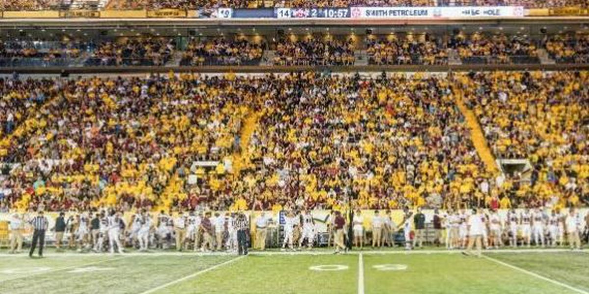 USM Fans: Can you find yourself in this photo?