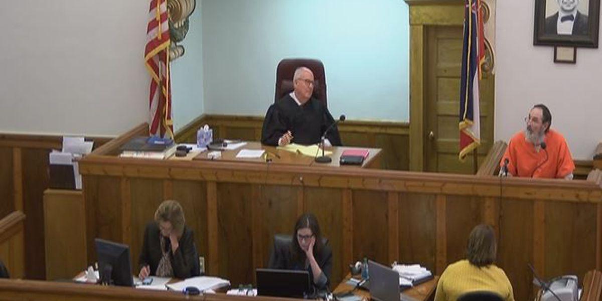 Day two: Junior Burnett trial