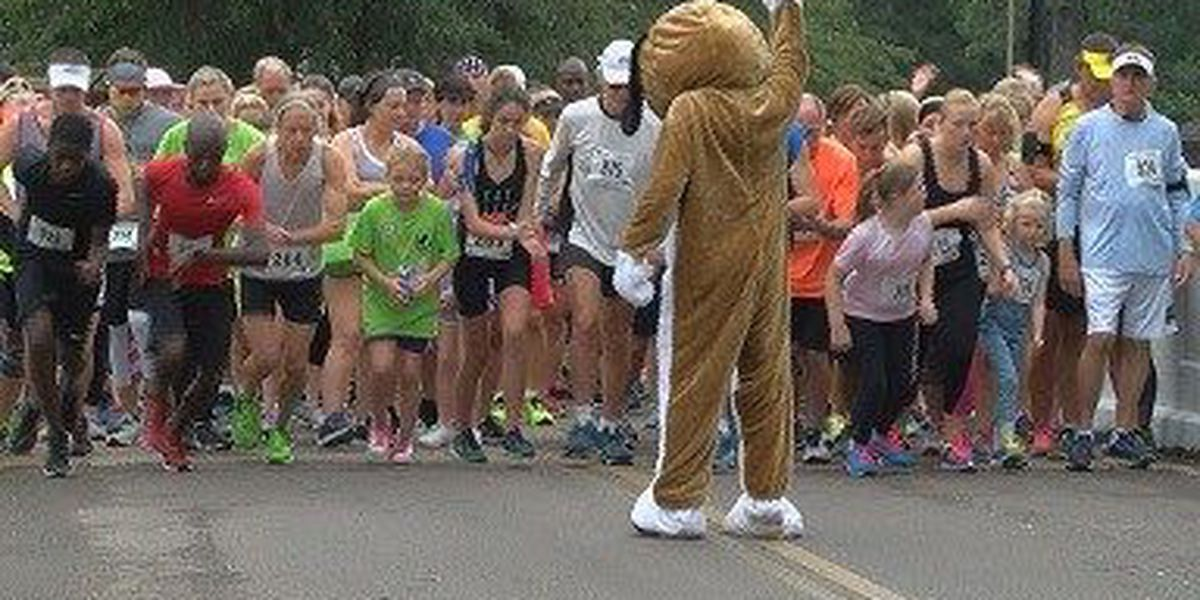 Third 'Dog Days 5K, Two mile run' raises funds for service dogs