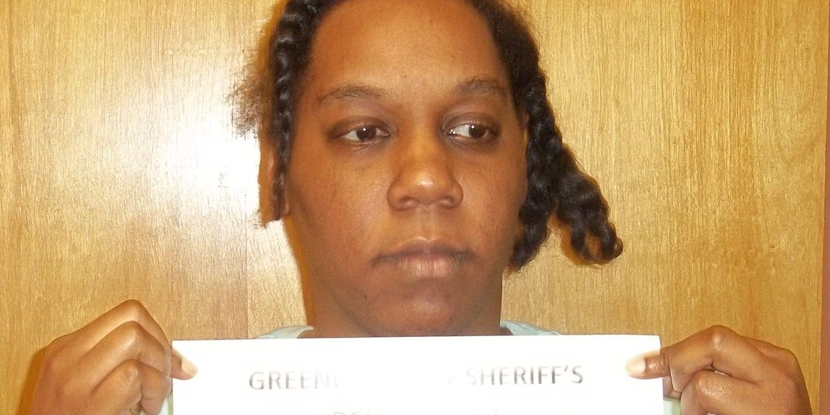 Greene County woman arrested for terrorizing charges