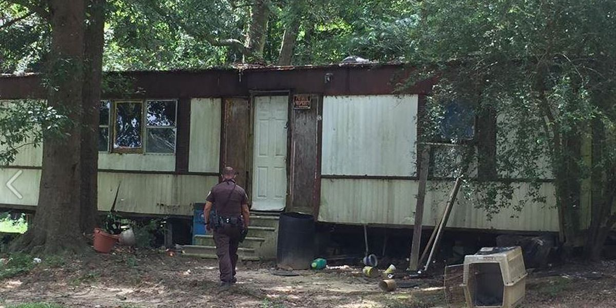 Animals rescued from abandoned home in Jones County