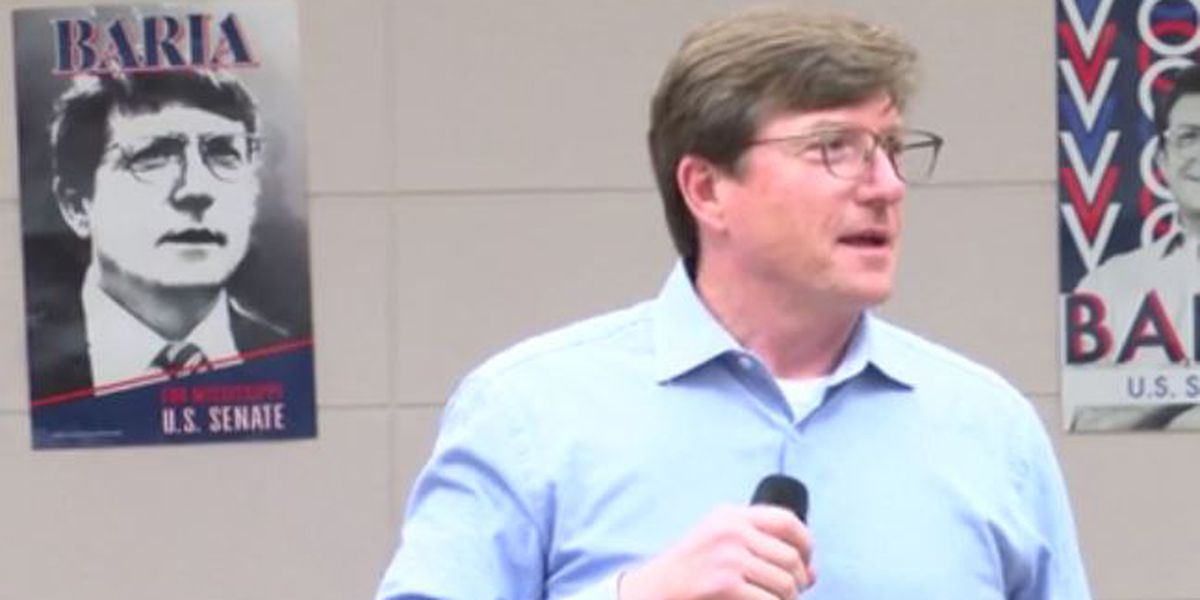 David Baria hosts town hall in Jackson County
