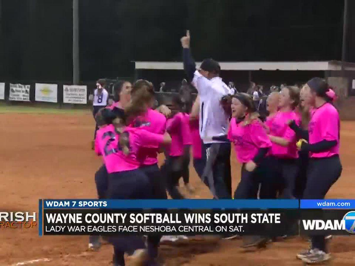 Wayne County advances to slow-pitch state title