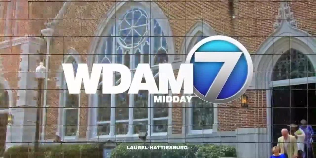WDAM 7 Headlines at Midday 10/23/18