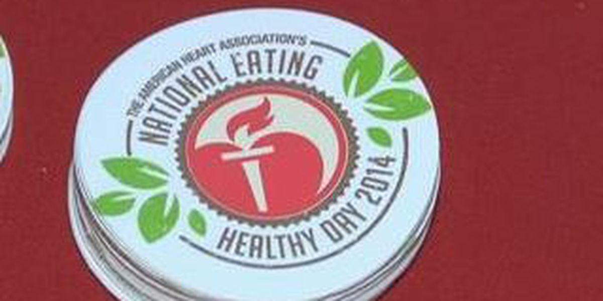 SCRMC in Laurel celebrates National Eat Healthy Day