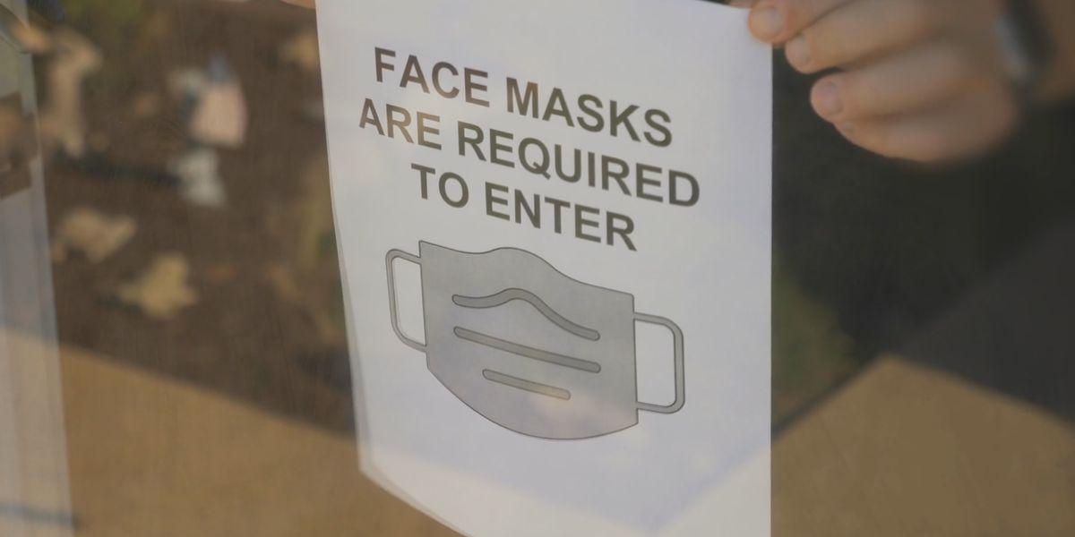 Jones County mask order extended until 2021