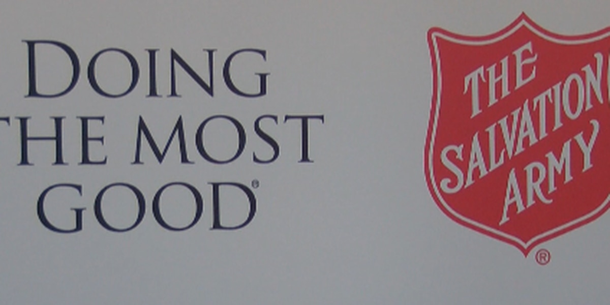 Salvation Army taking applications for Angel Tree and food box programs