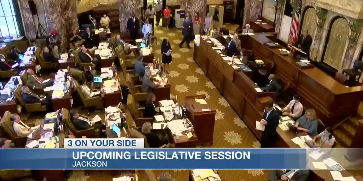 Mississippi's 2021 legislative session schedule in question