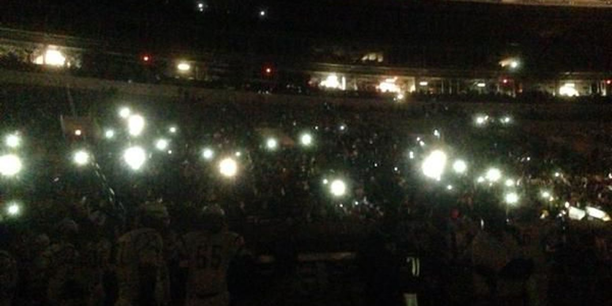 State championship game delayed due to power outage