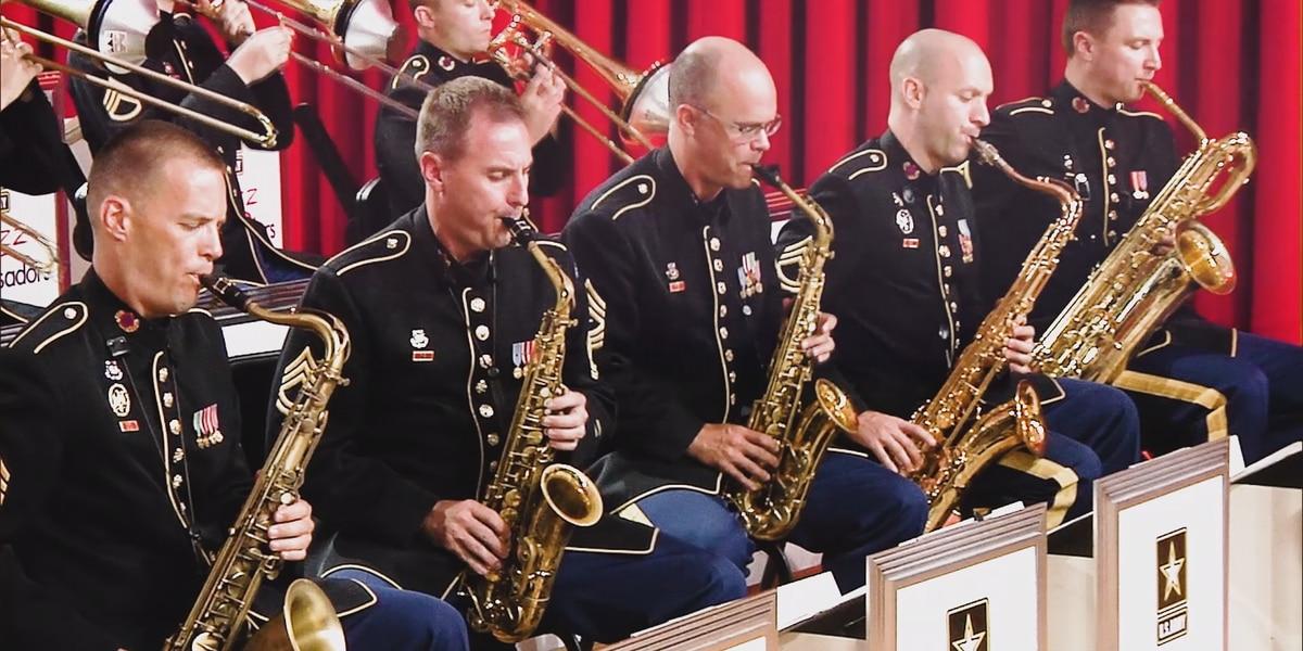 U.S. Army's Jazz Ambassadors to perform free concert at USM