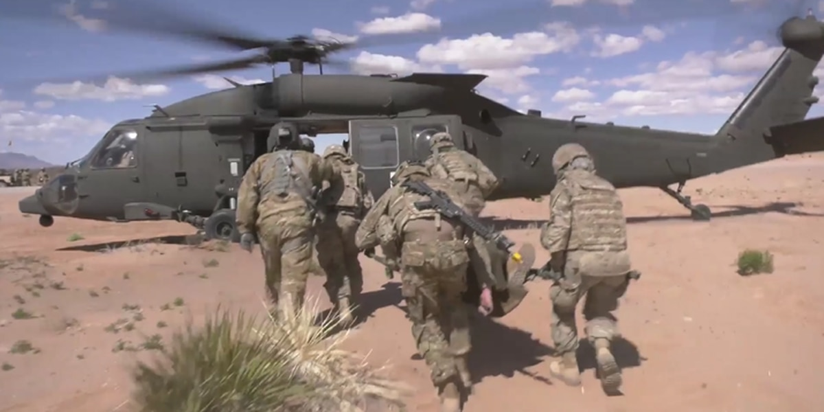 MS National Guard continues training for Middle East deployment