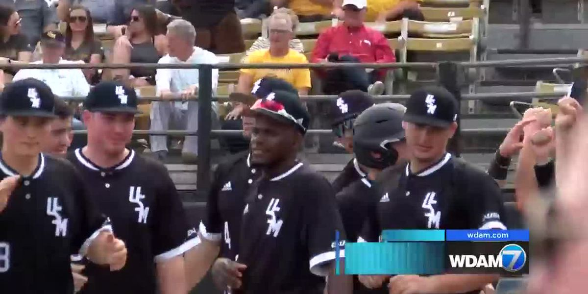 USM completes sweep with 16-7 win over Purdue