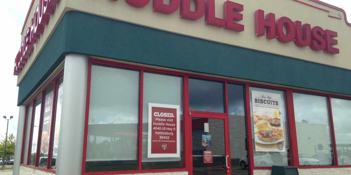 Huddle House workers employed, still unpaid