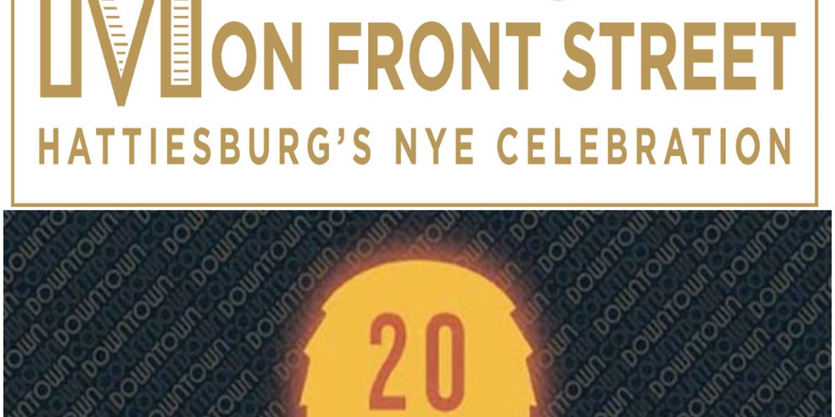 Hattiesburg and Laurel get ready to celebrate the new year
