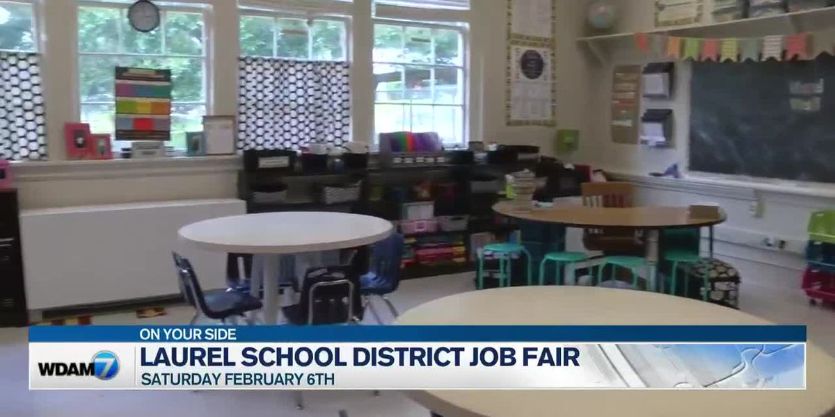 Laurel School District to hold job fair in February