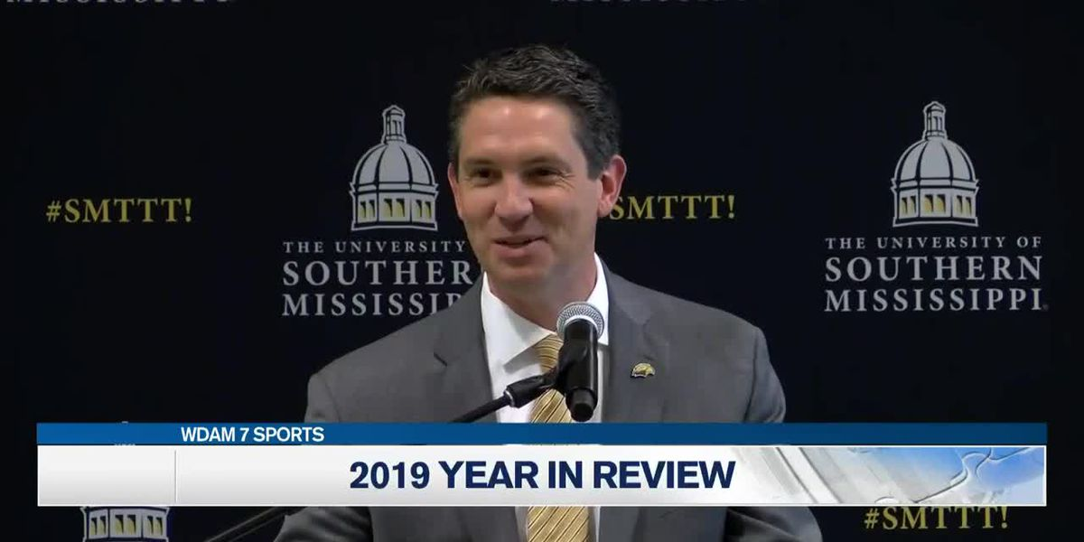 A Year in Sports - 2019