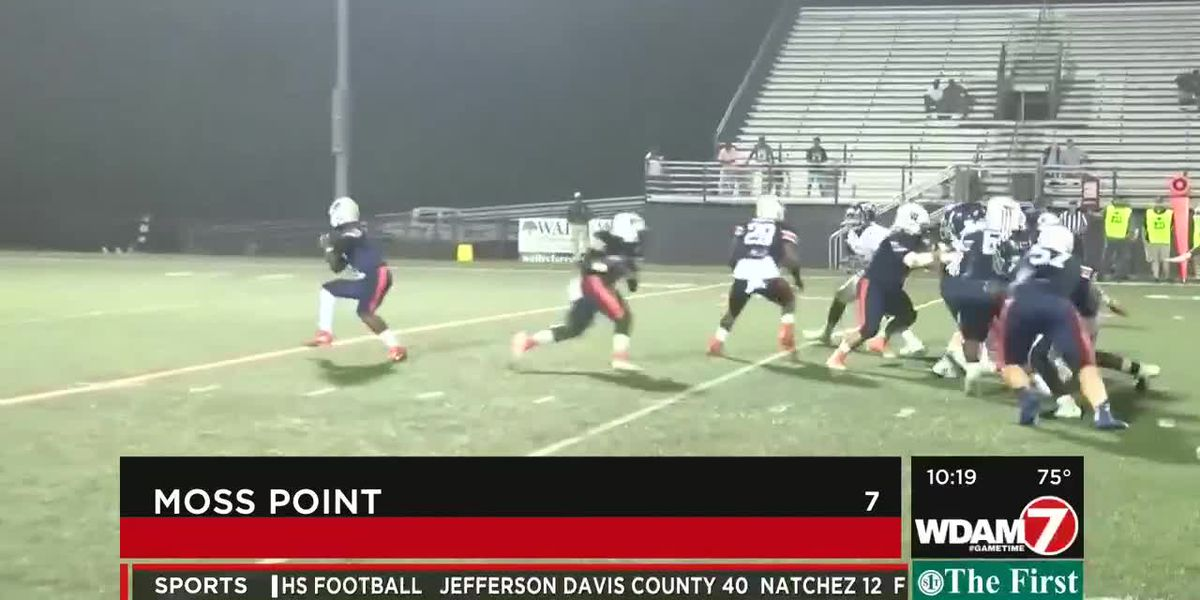 West Marion at Forrest County highlights
