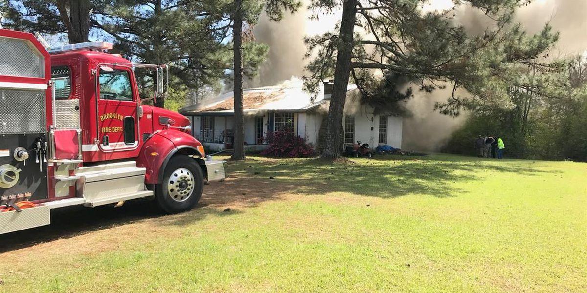 Forrest County home a total loss after fire