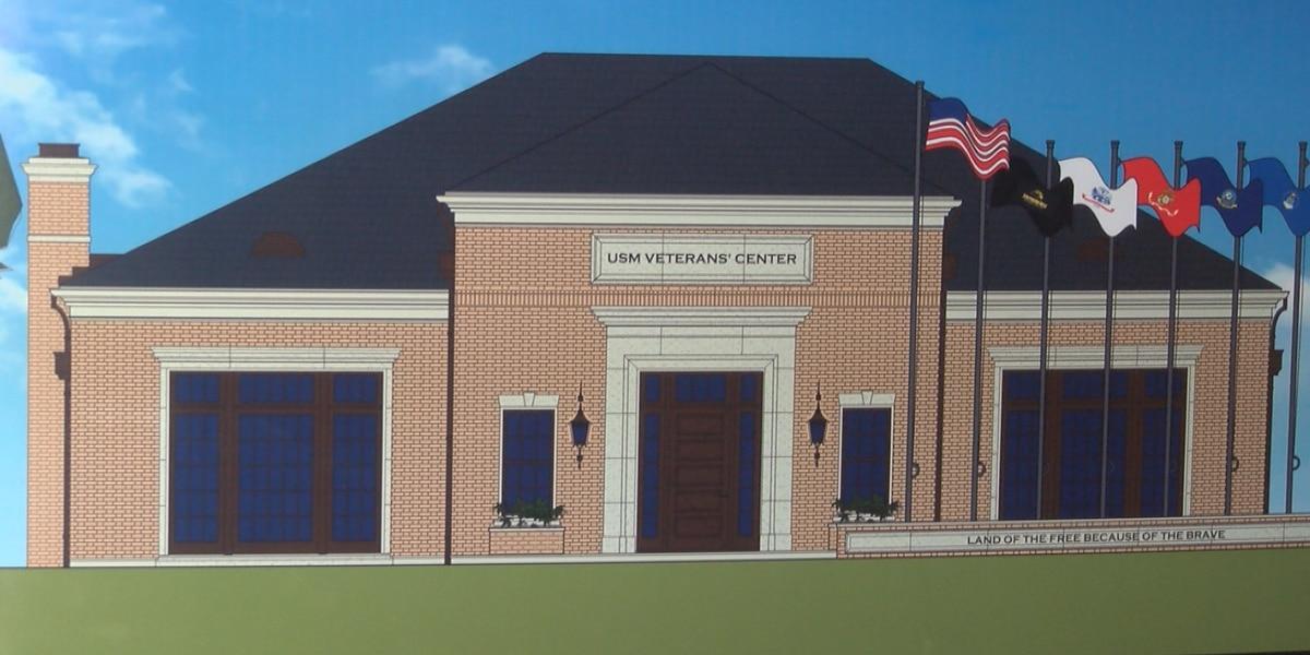 USM raising funds for new Veterans Center