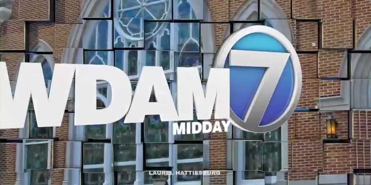 WDAM 7 Headlines at Midday 11/1/8