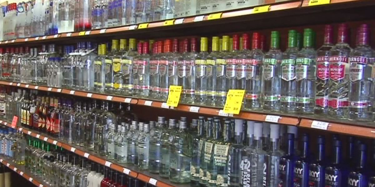 Bill allowing home delivery of alcoholic beverages on its way to the governor's desk