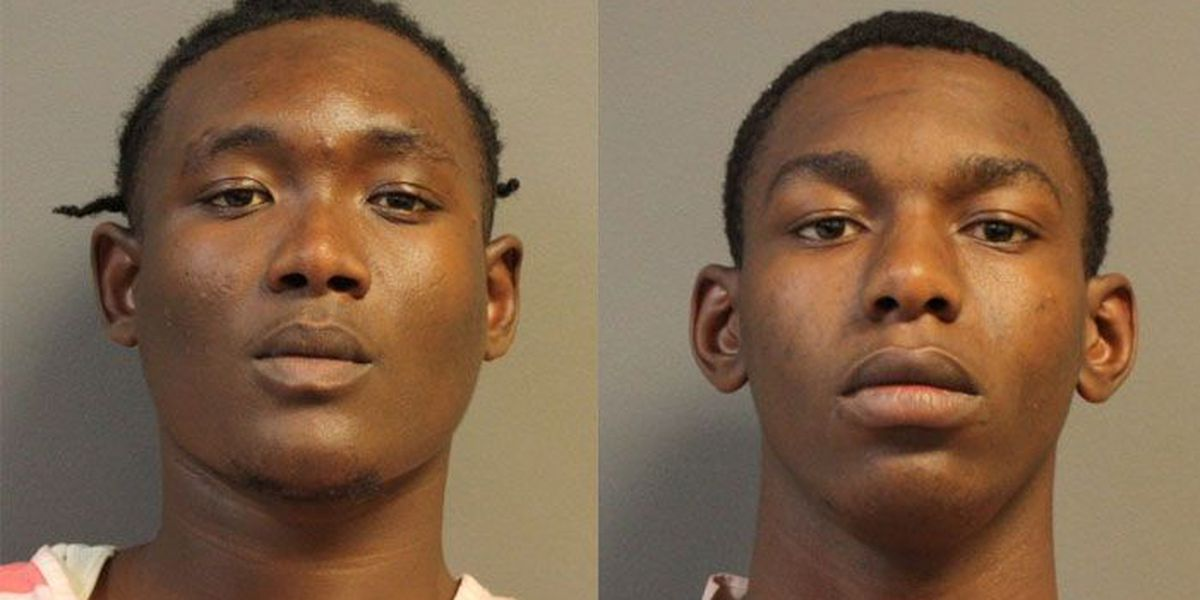 HPD arrests 2 in armed robbery case