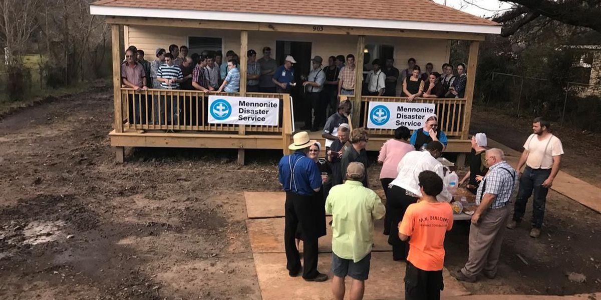 'Tornado Recovery Tour' shows hard work in Hattiesburg, Petal