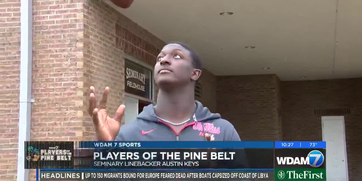 Players of the Pine Belt: Keys' return a big boost for Seminary football