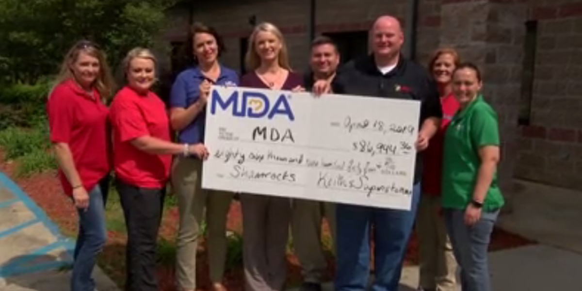 Keith's Superstores' Shamrock campaign raises nearly $87K for MDA