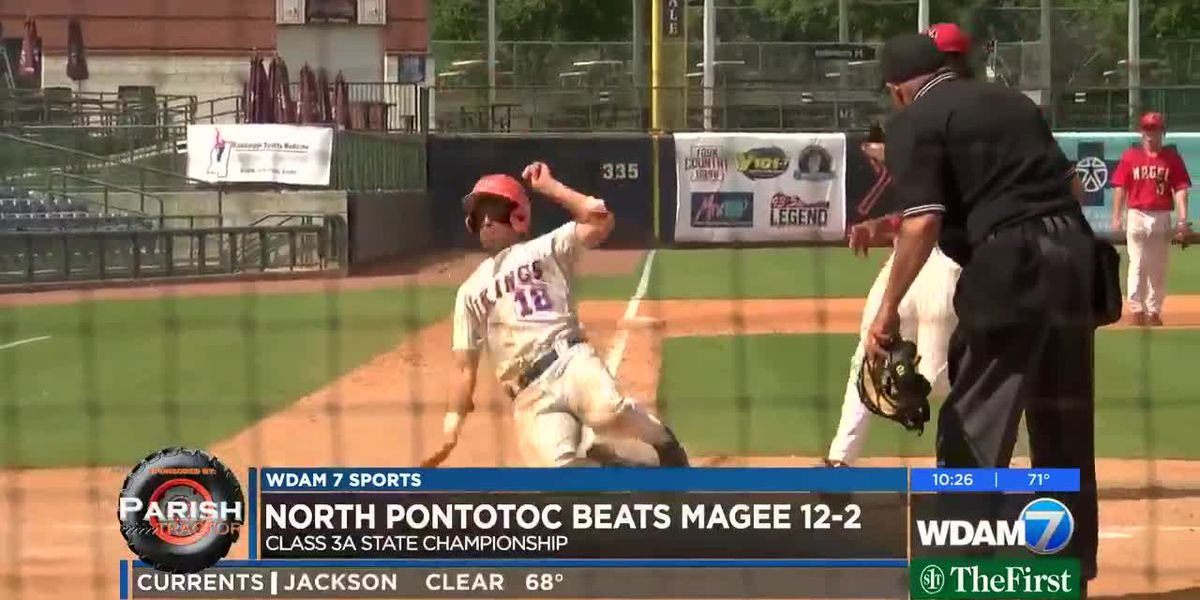 North Pontotoc puts Magee in tough spot