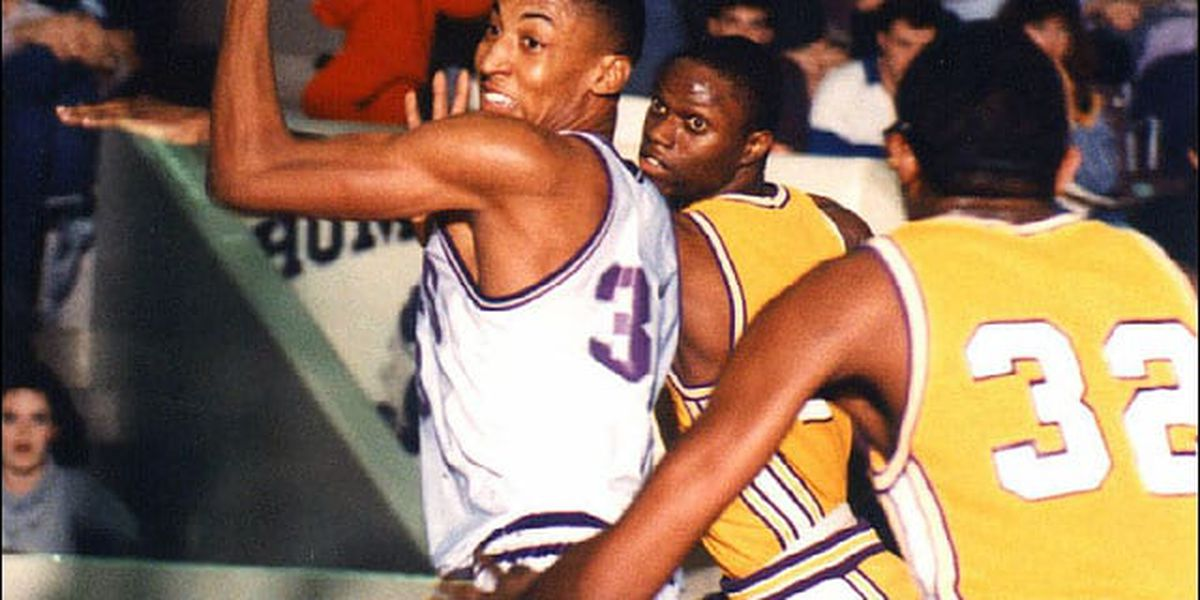 A Look Back: Scottie Pippen's 1986 trip to Southern Miss