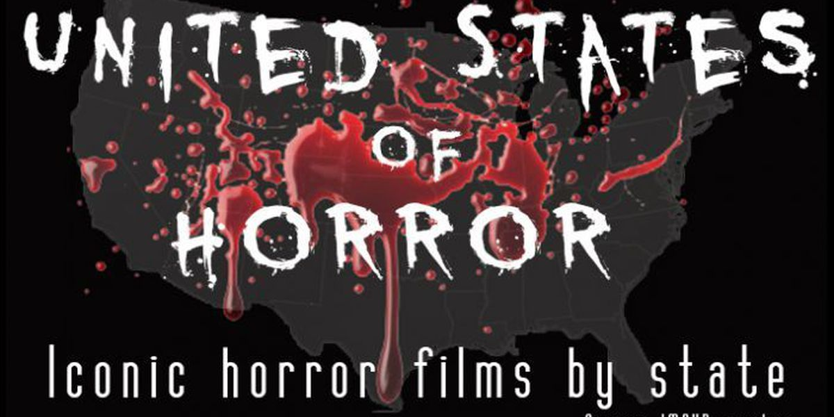 SLIDESHOW: Iconic horror films by state
