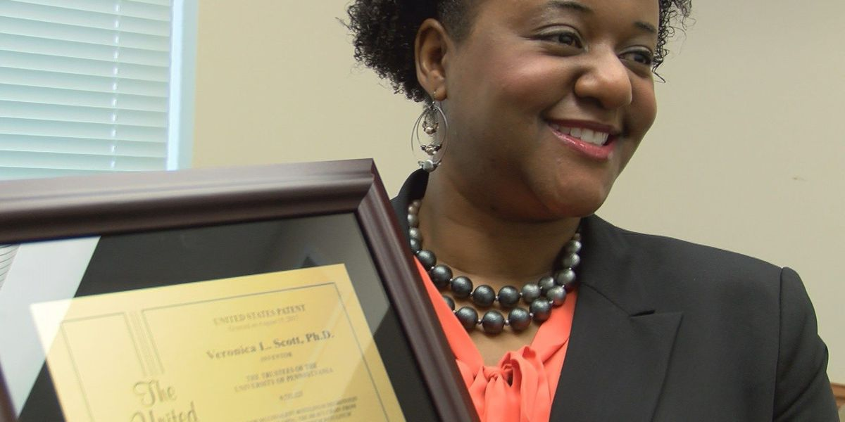 GOOD NEWS: Hattiesburg native awarded patent for DNA vaccine