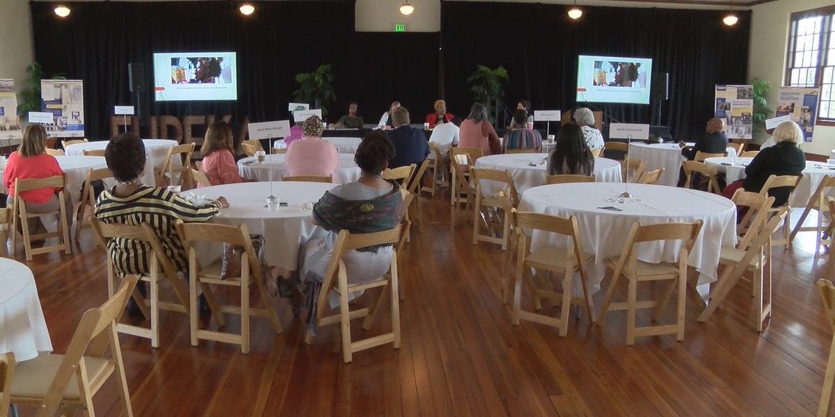 Eureka School hosts conference on African-American women and 19th amendment