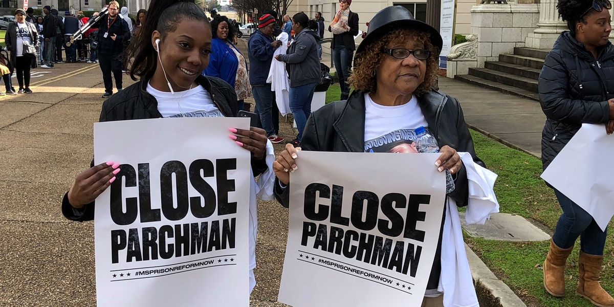 WATCH LIVE: Mississippi prison reform rally happening now in front of State Capitol