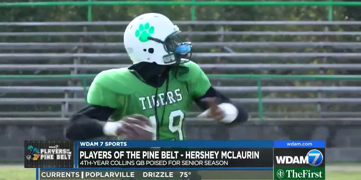 Players of the Pine Belt: Collins' McLaurin set to lead Tigers for final time