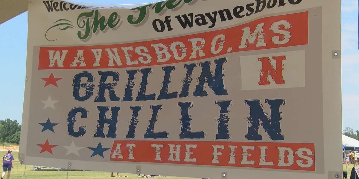 Waynesboro hosts first Grillin N Chillin at The Fields