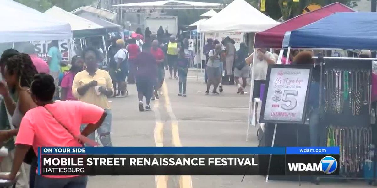Several festivals held in the Pine Belt Saturday